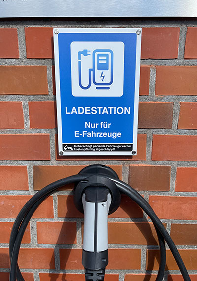 Ladestation Elektroauto 11 kw